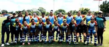 Copa Oeste de Futebol Feminino: Seleção de Oriximiná vence Mojuí dos Campos   Portal Obidense
