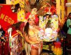 Blocos apresentam seus stands com o tema do Carnapauxis 2020 na Casa de Cultural | Portal Obidense