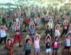 A dança da Zumba foi um grande ritual que antecede o CarnaPauxis Oficial | Portal Obidense