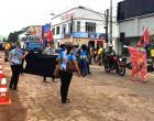 SEMDES realiza ação de conscientização no porto de Óbidos | Portal Obidense