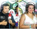 Major da PM Samarone e Secretária de Saúde Nathalia foram os entrevistados no camarote do Portal | Portal Obidense
