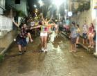 Na segunda-feira (24) após o bloco do Morro, o carnaval continuou com o bloco da visagem | Portal Obidense