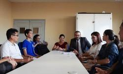 Reunião com o promotor de justiça de Óbidos | Jornal M. H – Portal Obidense