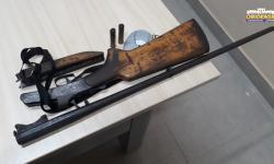 Em Curuá, homem foi preso com porte ilegal de arma de fogo | Portal Obidense