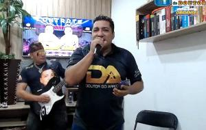 Covid-19: Doutor do Arrocha faz live para arrecadar alimentos para músicos | Portal Obidense