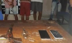 Polícia desarticula quadrilha envolvida em assaltos na cidade de Óbidos | Portal Obidense