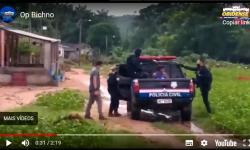 Bichano - Três homens são presos em Óbidos por suspeita de crime cometido em Oriximiná | Portal Obidense