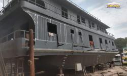 Secretária de Saúde em Manaus – Nathalia revelou que irá receber a UBS fluvial destinada a Óbidos   Portal Obidense