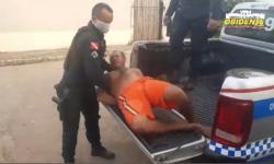 Homem visivelmente embriagado foi conduzido à delegacia de Óbidos | Portal Obidense