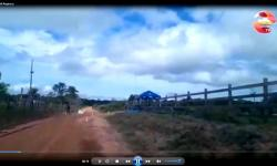 Comunidade do Arapucú em Óbidos, monta barreira de proteção contra o novo coronavirus   Portal Obidense