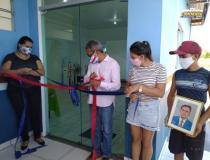 Inauguração da Unidade Básica de Saúde da Comunidade Matá, em Óbidos | Portal Obidense