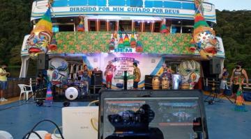 Live CarnaPauxis, relembrou foliões de carnavais passados, em Óbidos   Portal Obidense