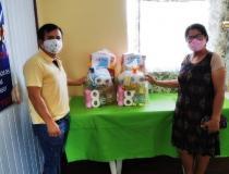 STPMO faz doação de cestas básicas à sócios   Portal Obidense