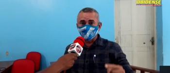 Pedido singular - Vereadores repudiam requerimento feito por Valdo Amorim em sessão virtual da Câmara de Óbidos   Portal Obidense