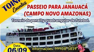 Obidenses realizam passeio de Barco em Manaus   Portal Obidense