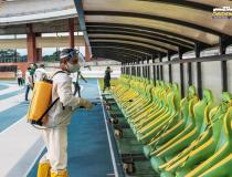 Mangueirão se prepara para jogos da 10ª rodada do Parazão 2020   Portal Obidense