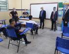 Defensoria Pública do Estado fiscaliza retorno às aulas em escolas estaduais no Amazonasǀ Portal Obidense