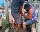 Sem água - Moradores do bairro Bela Vista, denunciam falta d'água | Portal Obidense