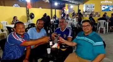 Representantes do Obidense FC e AMAO Máster fecham jogo de aniversário dia 04 de outubro em Manaus   Portal Obidense