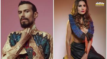 Lia Sophia e Felipe Cordeiro convidam público para último dia de Pará Live   Portal Obidense