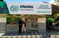 Cidade de Prainha conta agora com um Polo da Universidade da Amazônia (UNAMA)   Portal Obidense