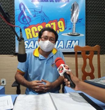 Sandro Silva fala sobre o dia do Radialista   Portal Obidense