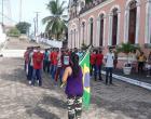 Juramento a bandeira e entrega de Certificado de dispensa do serviço militar em Óbidos | Portal Obidense