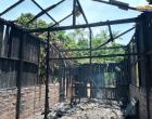 Suspeita de Incêndio criminoso em residência onde funcionava