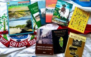 Livros de escritores obidenses é a dica de leitura de hoje | Portal Obidense