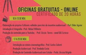 Ufopa oferta oficinas gratuitas em Mês de Formação Audiovisual | Portal Obidense