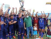 Transação FC quebra tabu, vence Habeas Corpus e levanta a taça de Campeão | Portal Obidense