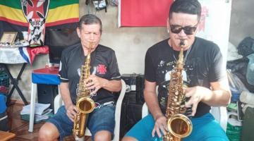 Em Óbidos maestro Rosildo faz aniversário | Portal Obidense