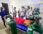 Gestores do estado Pará vão a Prainha e garantem apoio do para compra de oxigênio | Portal Obidense