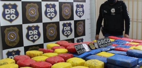 Força-Tarefa da Polícia Civil prende membros de facção criminosa e desarticula rota de tráfico no Pará | Portal Obidense