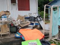Materiais são retirados do depósito da unidade de saúde Zuraia Conti Galati em Óbidos | Portal Obidense