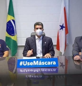 Na região Oeste do Pará, Estado altera bandeiramento para laranja e começa a amenizar medidas restritivas   Portal Obidense