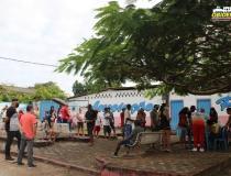 Com diversos pontos de vacinação contra Covid-19, secretária municipal de saúde divulga novo cronograma em Óbidos   Portal Obidense