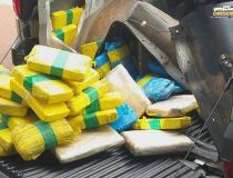 Operação da PM apreende 171,65 Kg de drogas no Baixo Amazonas   Portal Obidense