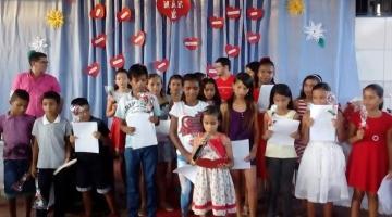 Escola Dr. Raymundo Chaves fará live em homenagem as mães | Portal Obidense
