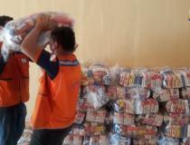 Óbidos recebe 700 cestas básicas destinadas as famílias atingidas pelas fortes chuvas | Portal Obidense