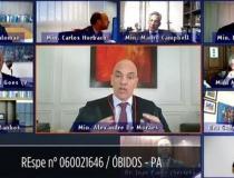 Por maioria dos ministros, TSE decidiu afastar a acusação de improbidade administrativa de Jaime Silva | Portal Obidense