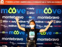 Depois do topo do Everest, Aretha Duarte inicia nova escalada rumo ao maior desafio de sua vida