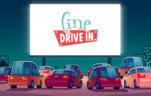 'Cine Drive-In' agita finais de semana em Desterro de Entre Rios