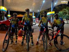 Projeto Pedal Pauxis participa da expedição cachoeira do Aruã-Rio Arapiuns em Santarém - PA   Portal Obidense