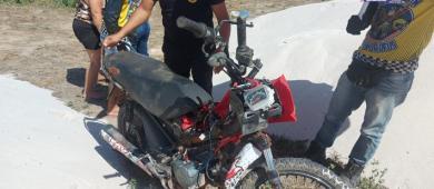 Em Óbidos, polícia procura proprietário de motocicleta   Portal Obidense