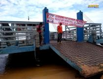 Em Óbidos, famílias atingidas pela enchente, são contempladas com cestas básicas   Portal Obidense