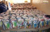 Defesa Civil realiza entrega de cestas e kits para os moradores da zona urbana   Portal Obidense
