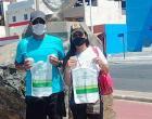 Rádio Internacional em Português, Preserve+ e Balaio Verde promovem ação pela preservação das praias