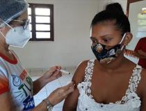Vacinação contra covid-19 na zona rural de Óbidos   Portal Obidense