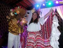 Anézia Savino na festa da vida e solidariedade   Portal Obidense